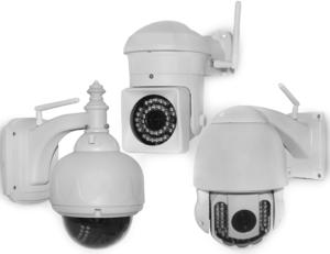 Вуличні WI-FI IP камери