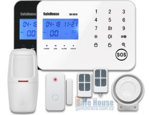 GSM сигнализация для дома SH-061G