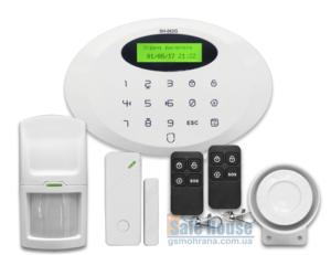 Домашняя GSM сигнализация SH-062G |Домашня GSM сигналізація SH-062G