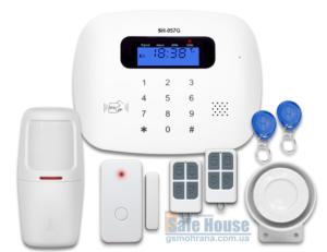 GSM сигнализация с RFID SH-057G
