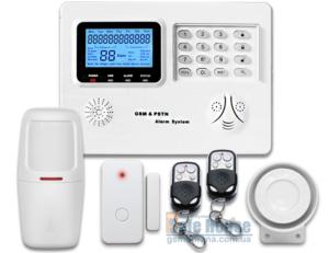 GSM сигнализация SH-266GP | GSM сигналізація SH-266GP