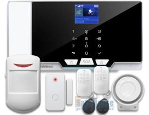 Охоронна GSM+WIFI сигналізація SH-020GW
