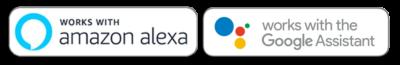 """Беспроводная WIFI сигнализация SH-010W поддерживает """"Amazon Alexa"""" и """"Google Assistant""""."""